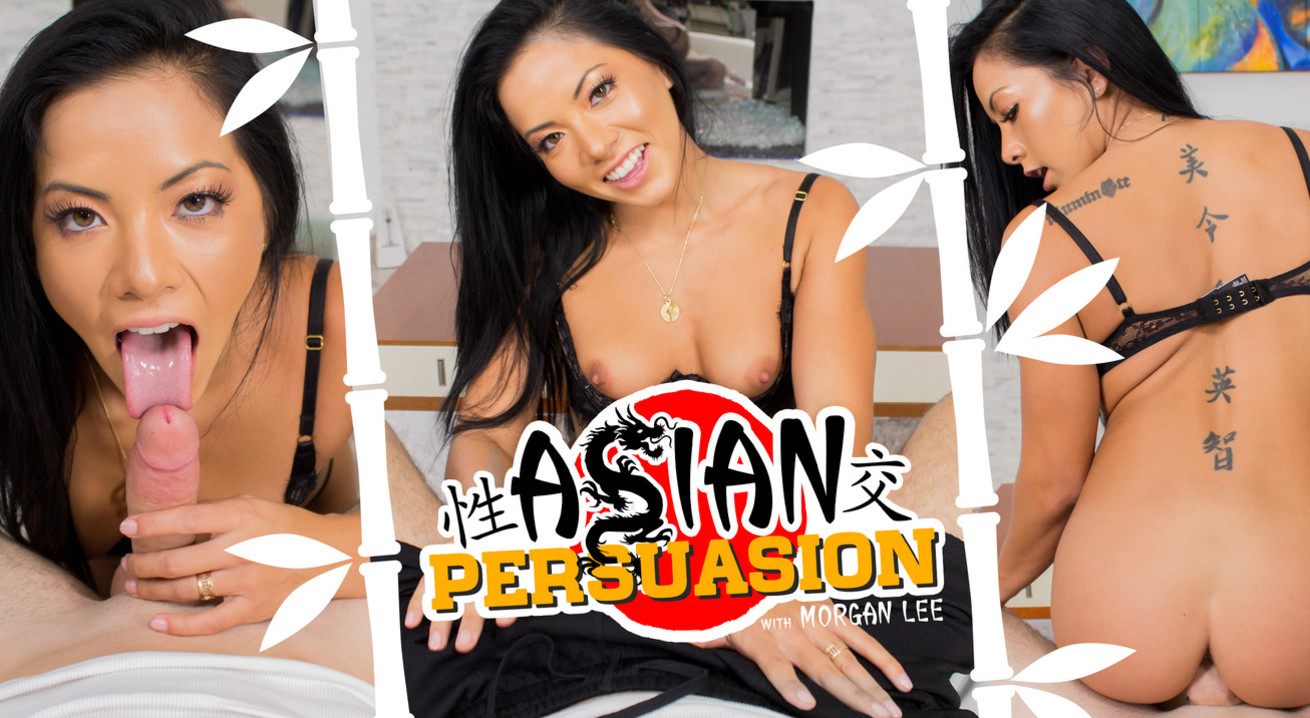 Asian Persuasion VR Porn