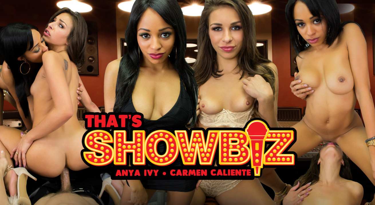 That's Showbiz! VR Porn