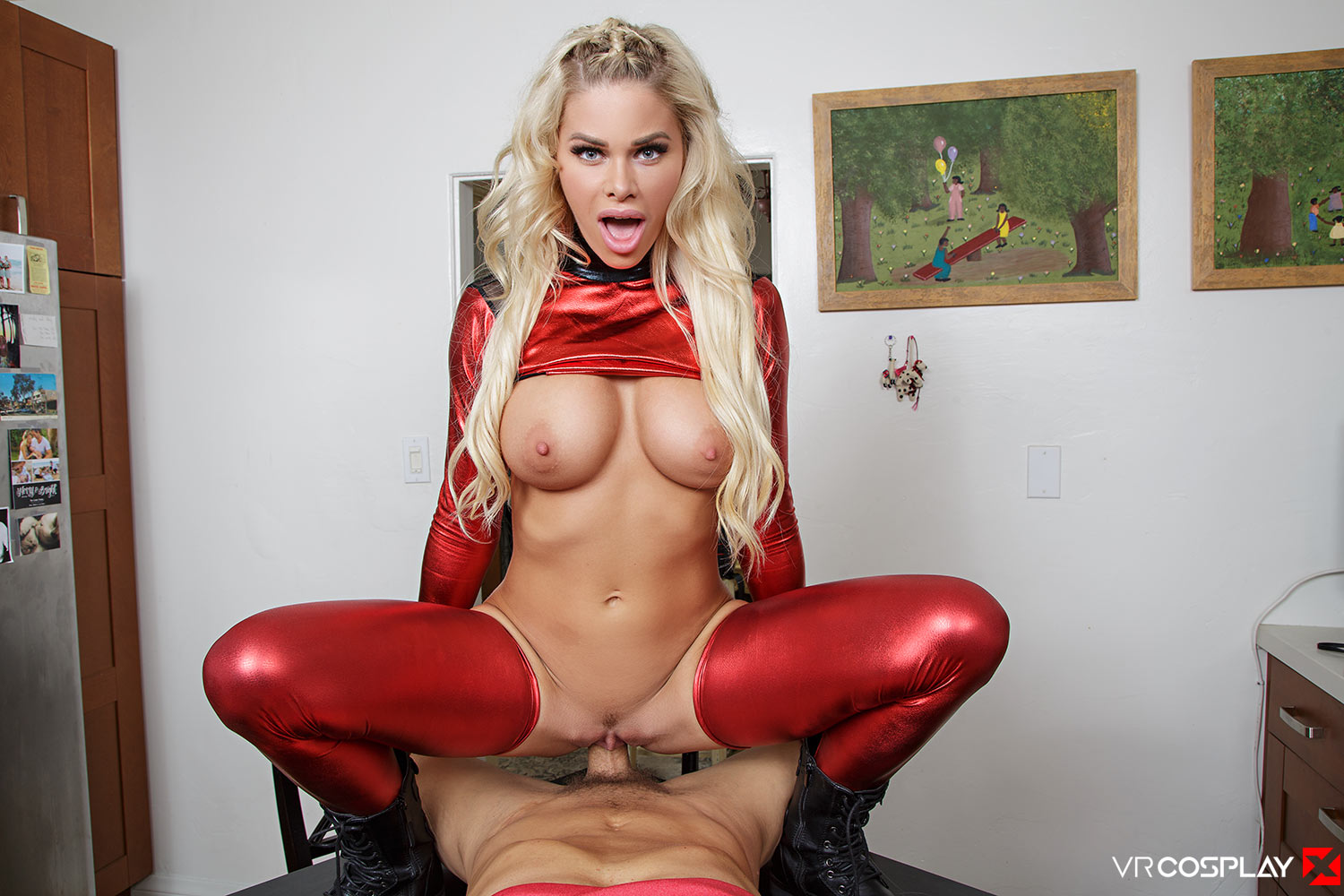 Lady Deadpool A XXX Parody