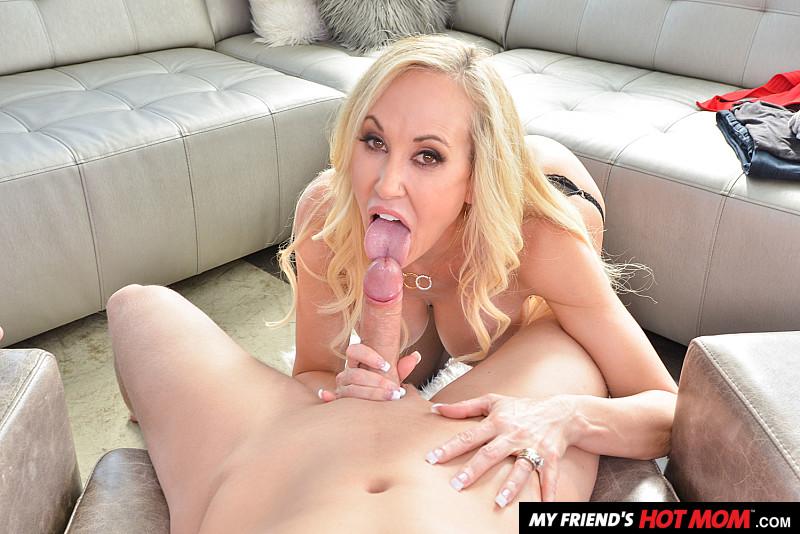 Mom porn love brandi Brandi Love